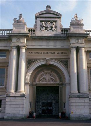 National Maritime Museum, Greenwich - GB -