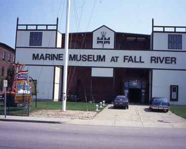 Marime Museum, Fall River - USA -