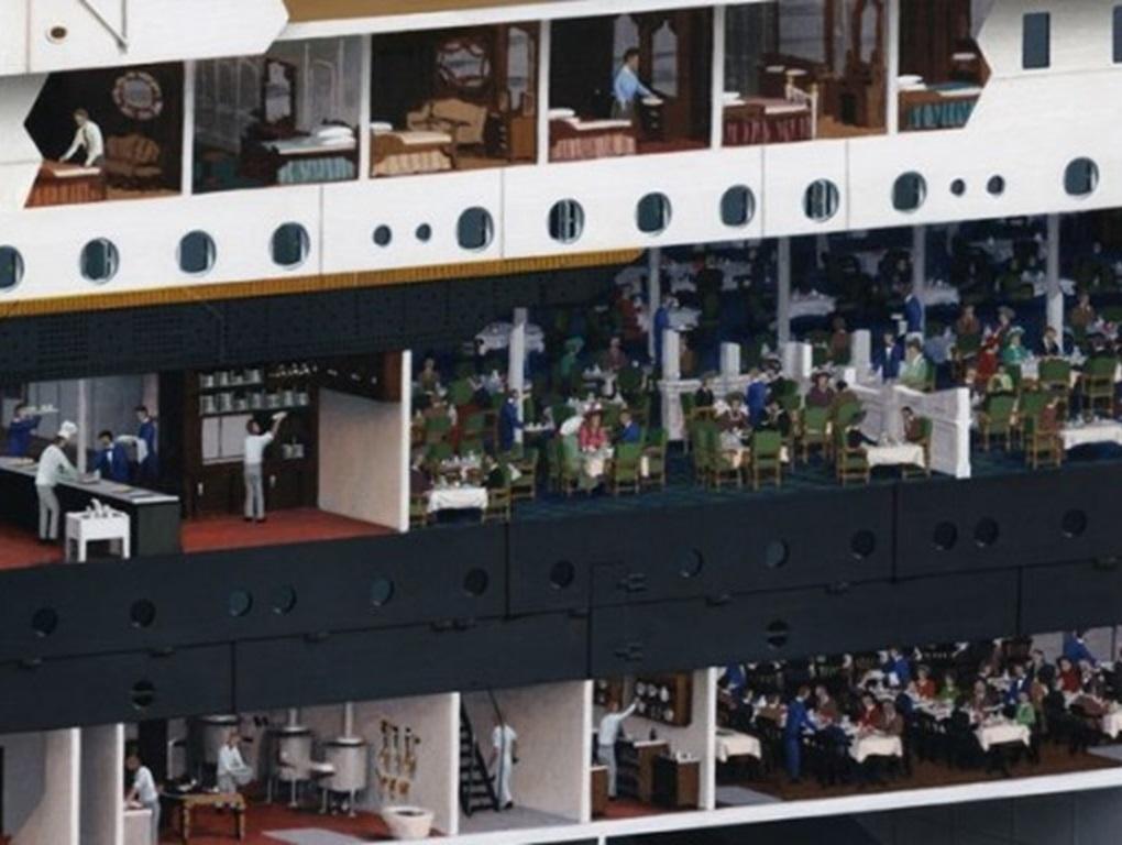 Il Titanic By Ken Marshall 2